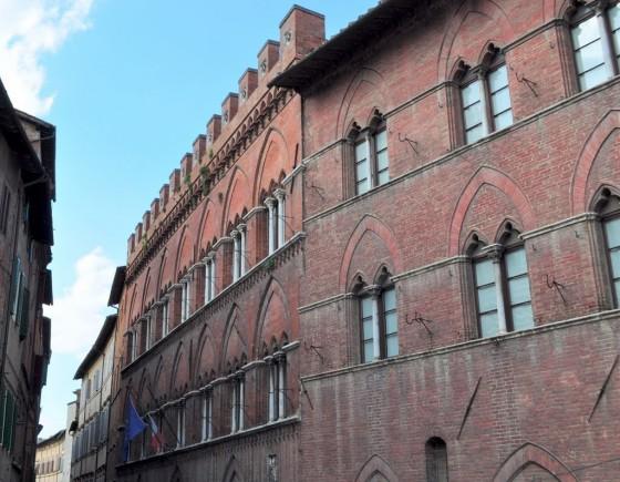 Masterpieces in Siena at palazzo Buonsignori