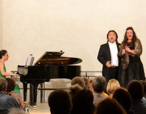 Italian Opera concerts in Siena in April