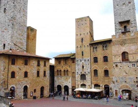 Erwitt exhibition in San Gimignano