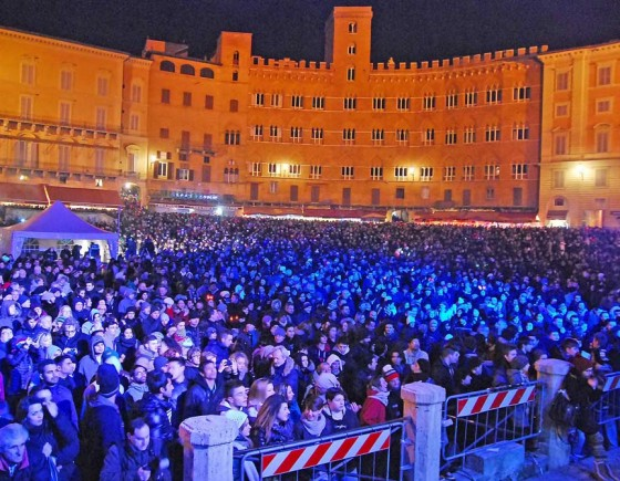 New Year's Eve in Siena