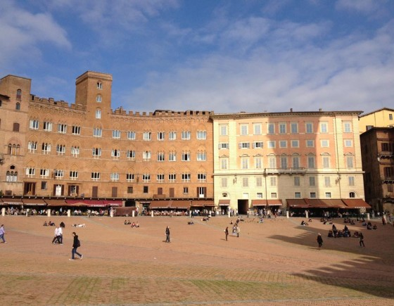 Family holidays in Siena
