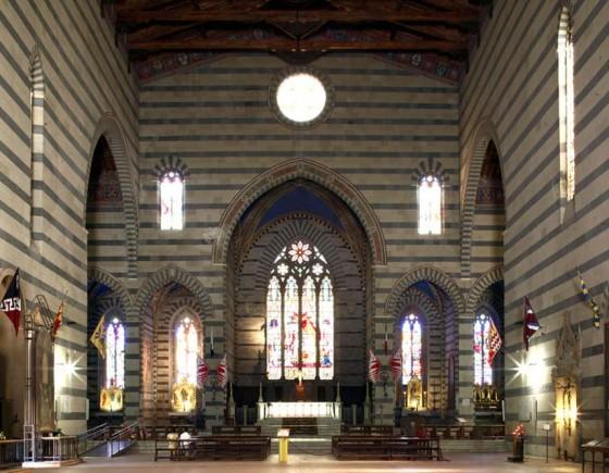 Best churches in Siena to visit