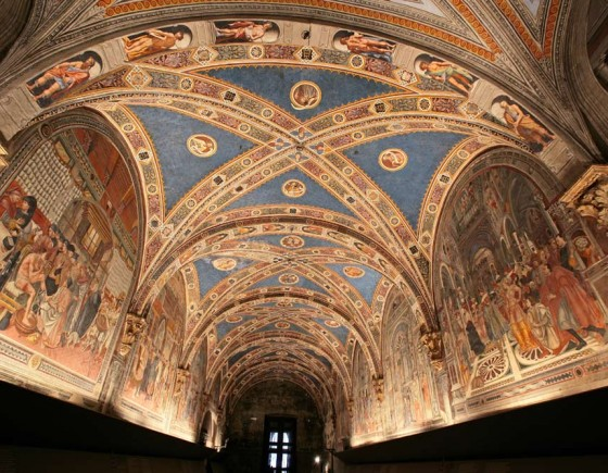 Guided tours Siena museums