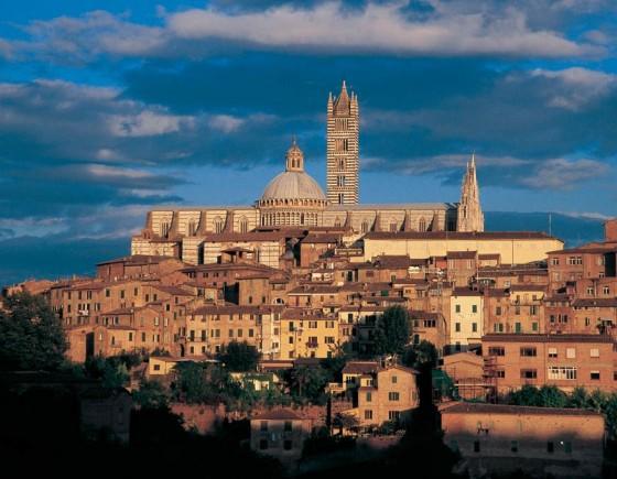 Wine tastings and local food in Siena