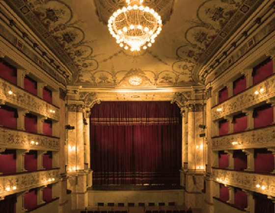 Rinnovati theater a place to see in Siena