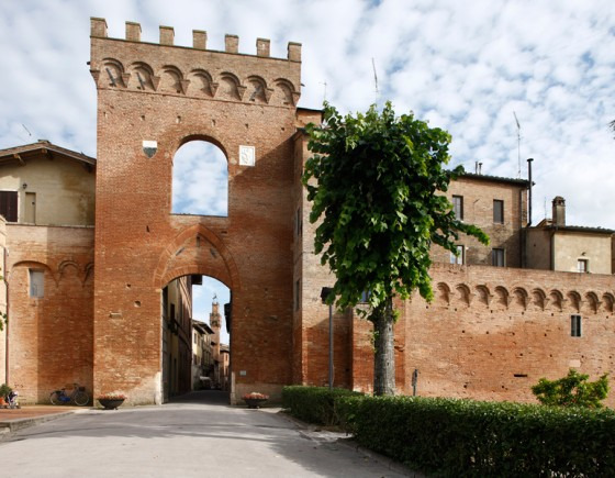Easter itinerary in Siena countryside