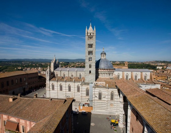 Best international photography in Siena