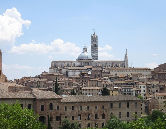 Siena Unesco World Heritage Site since 1995