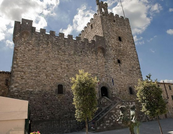 5 castles near Siena you should visit