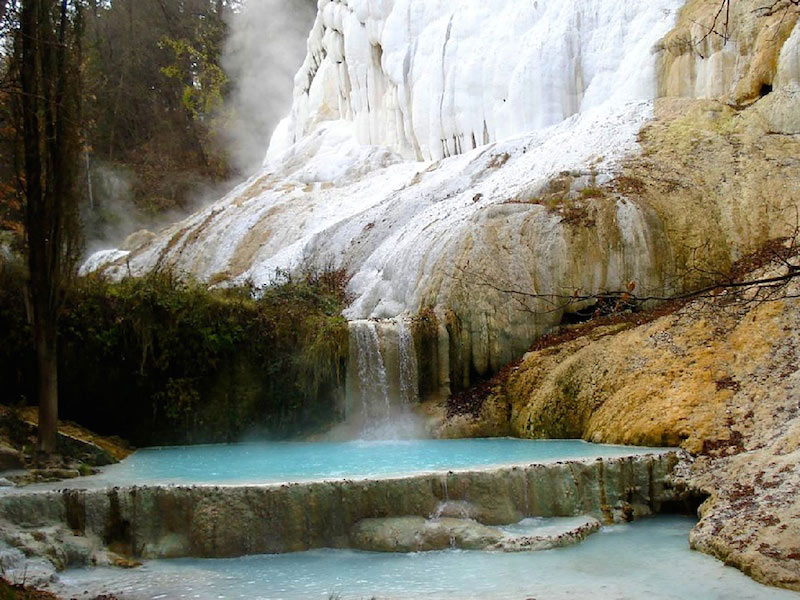 Thermal Baths Around Siena Tips For A Wellness Holiday