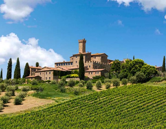 Wine tour by Vespa to discover Tuscan vineyards