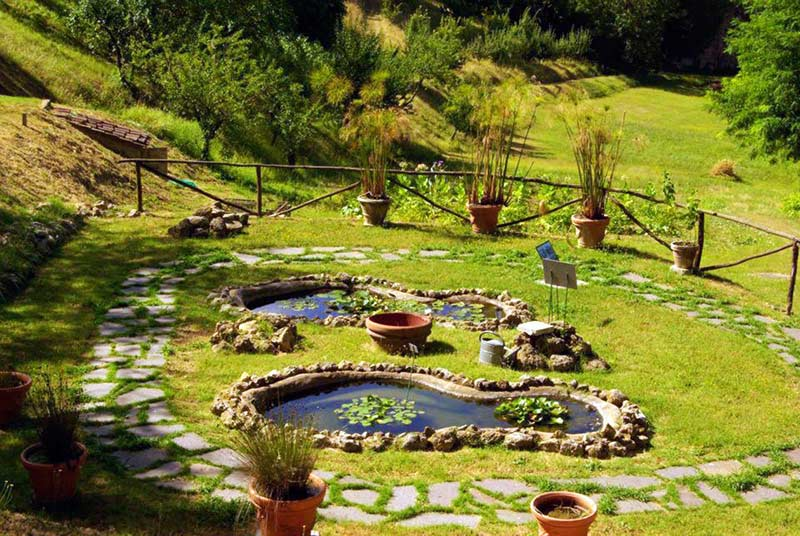The most beautiful parks and gardens in Siena