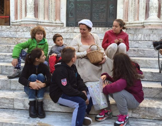 Recommended activities to do in Siena with kids