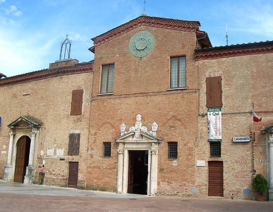 Art jewels in Siena that definitely worth a visit: Oratories of San Bernardino