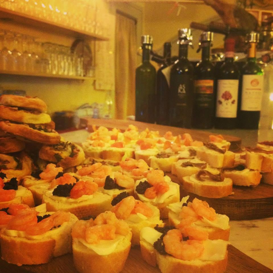 Le Tre Rane wine bar a Siena