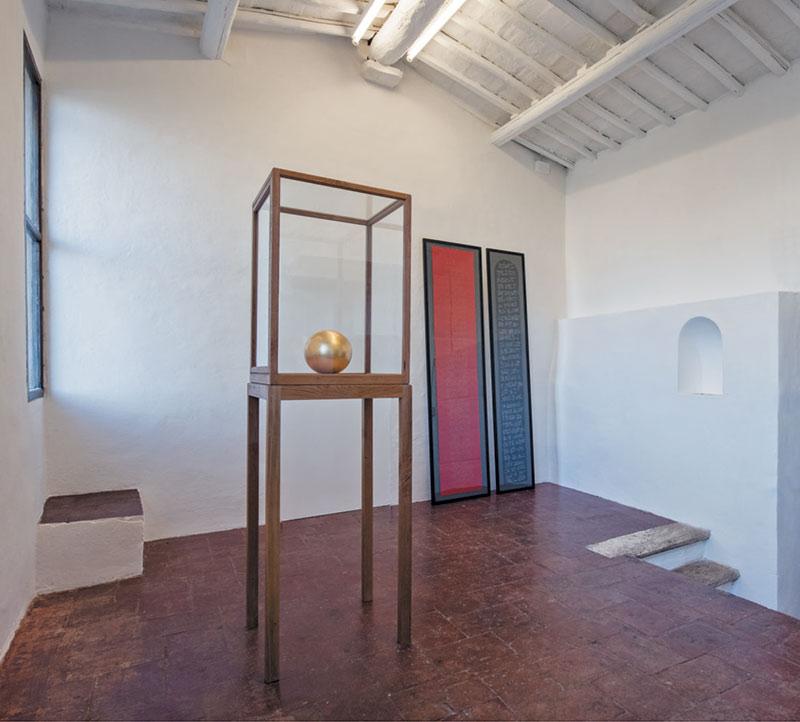 Nannucci mostra museo d'inverno Siena