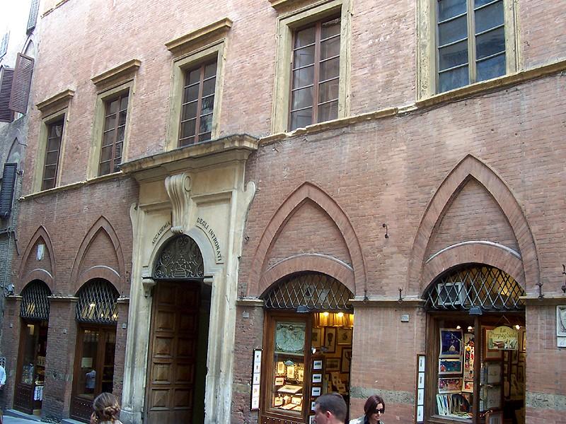 Siena Accademia Intronati