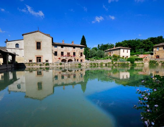 Wellness holidays in Siena surroundings