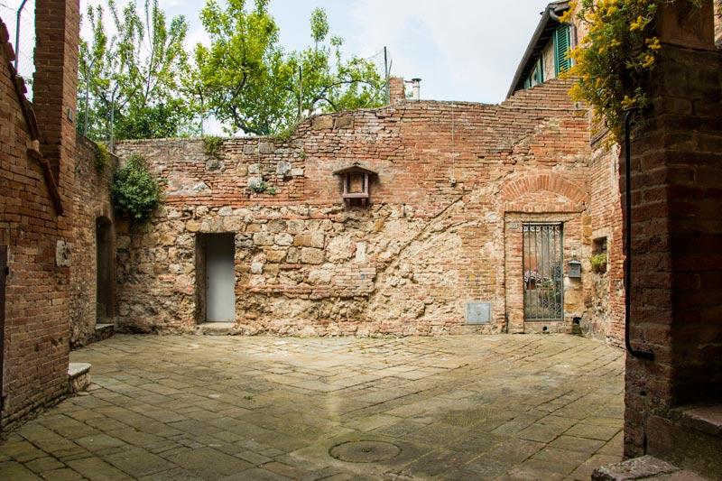 Piazzetta-Castelvecchio