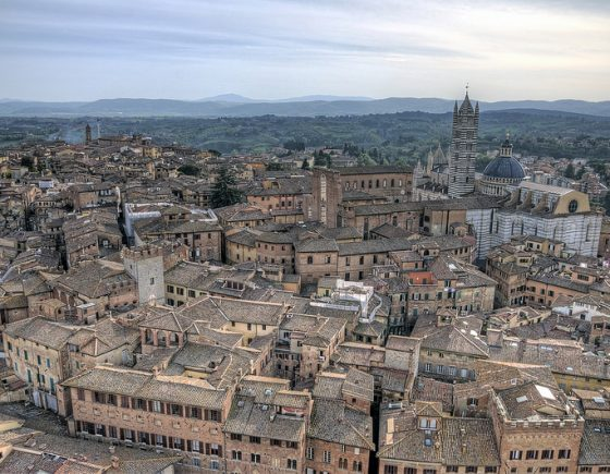 How to Visit Siena exploring the Terzi