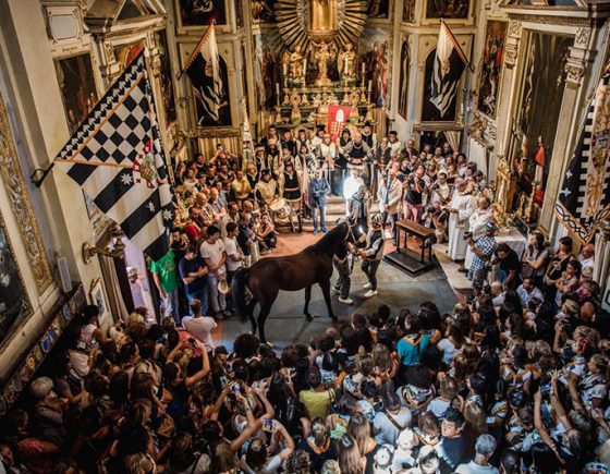 The Palio di Siena: origins and anecdotes about Contrada of the She-Wolf