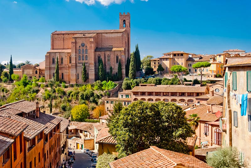 Itinerari speciali fra i sapori di Siena