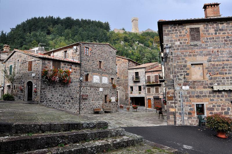 Borgo di Radicofani