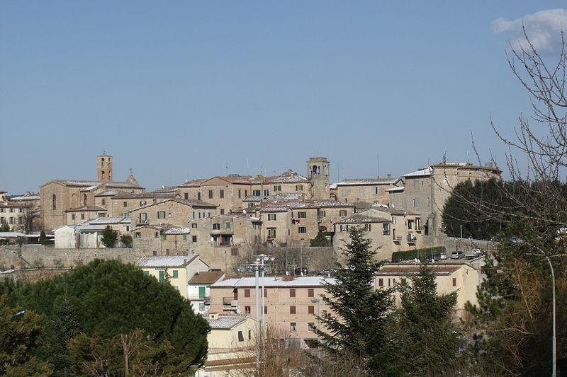 Sovicille vicino Siena