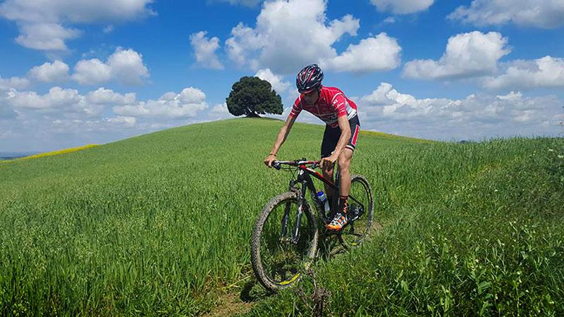 Itinerari in bici a Siena