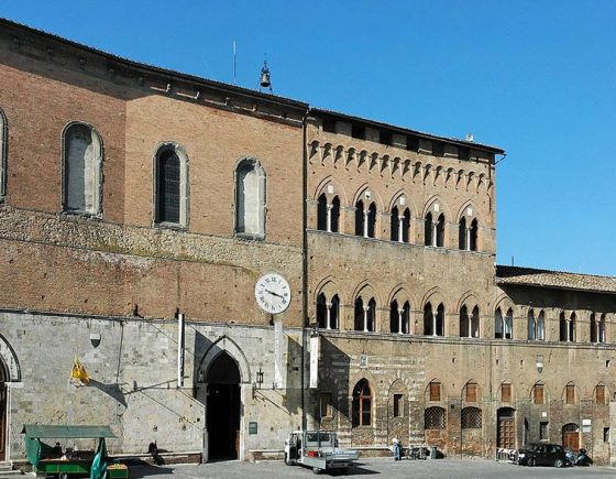 The Children's Art Museum in Siena within Santa Maria della Scala