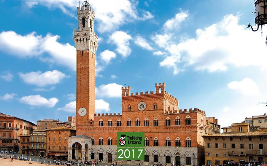 Trekking Urbano Siena 2017