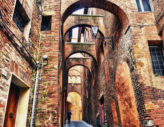 4 reasons to practice Urban Trekking in Siena