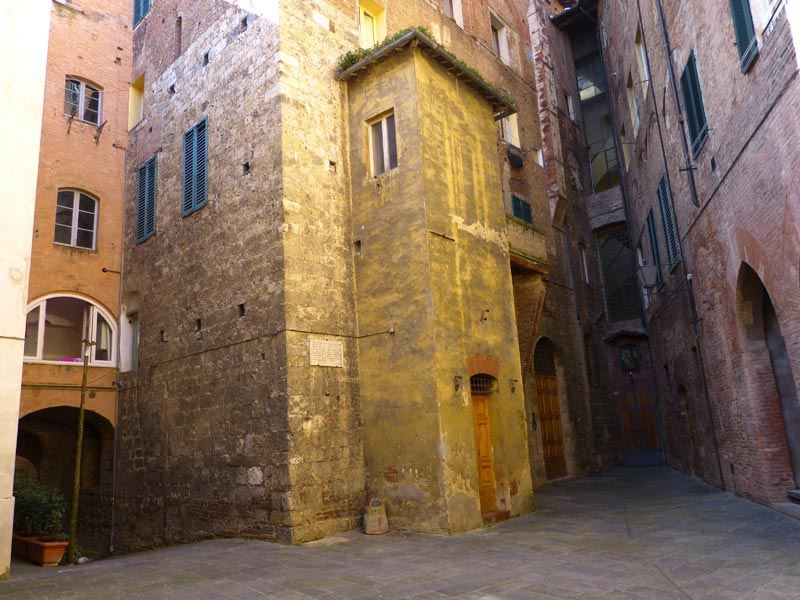 4 motivi per partecipare al Trekking Urbano a Siena