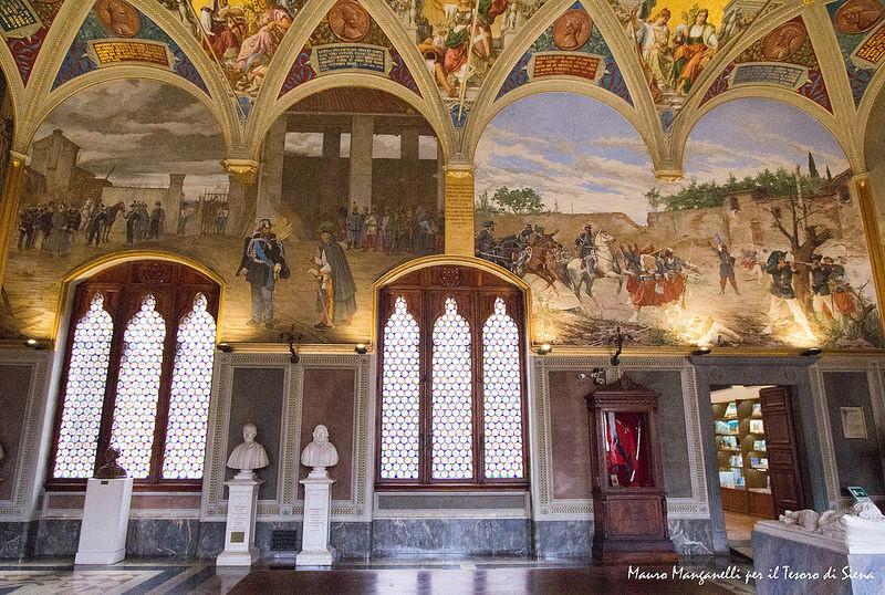 Musei di Siena aperti la sera per mostre, degustazioni e concerti