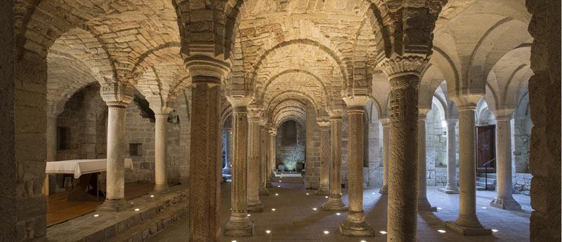 Visita ad Abbadia San Salvatore, la Città delle Fiaccole