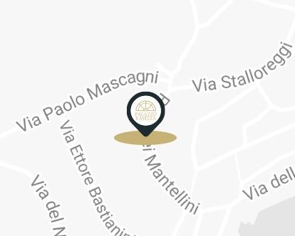 Contatti Hotel Palazzo Ravizza